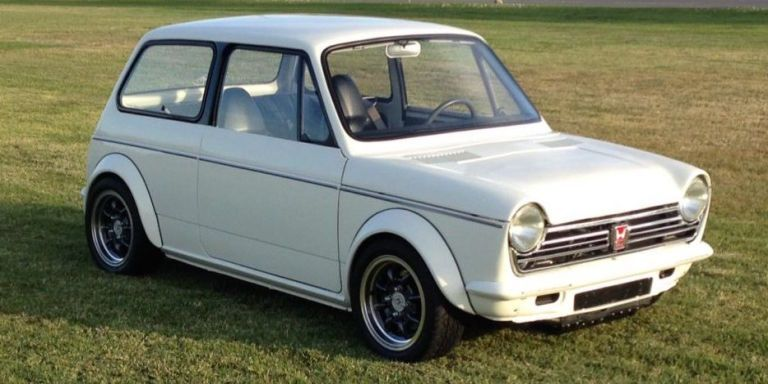 Buy This 800cc Motorcycle-Powered Honda N600 to Destroy