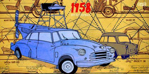 Motor vehicle, Tire, Mode of transport, Automotive design, Vehicle, Yellow, Automotive tire, Land vehicle, Automotive parking light, Hood,