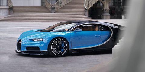 Bugatti Won T Do A Chiron Top Speed Test Until 2018