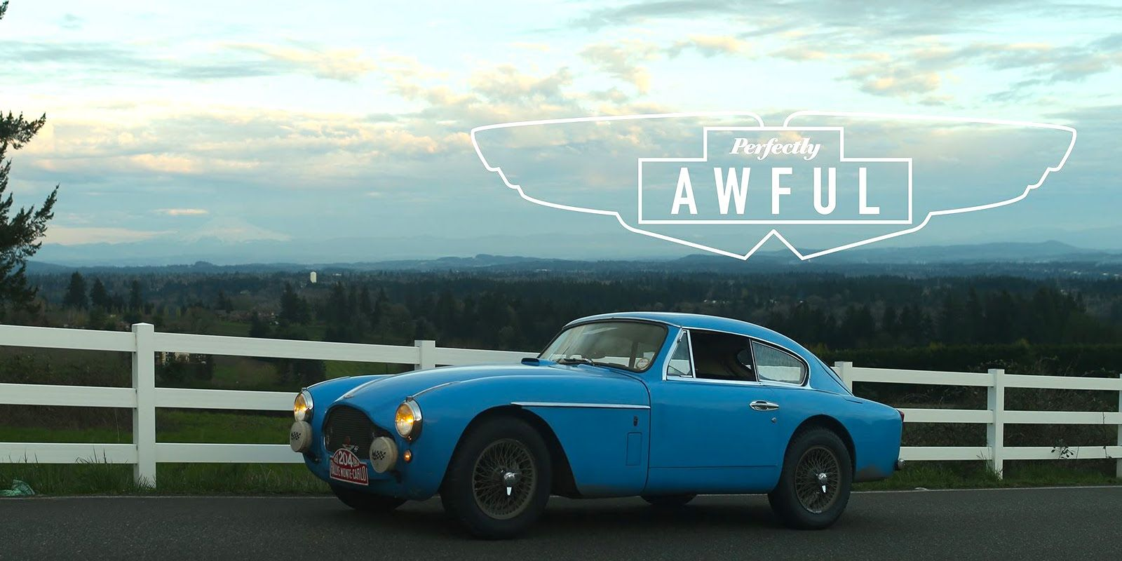 This 1957 Aston Martin Presents a Good Case for Unrestored Classic ...