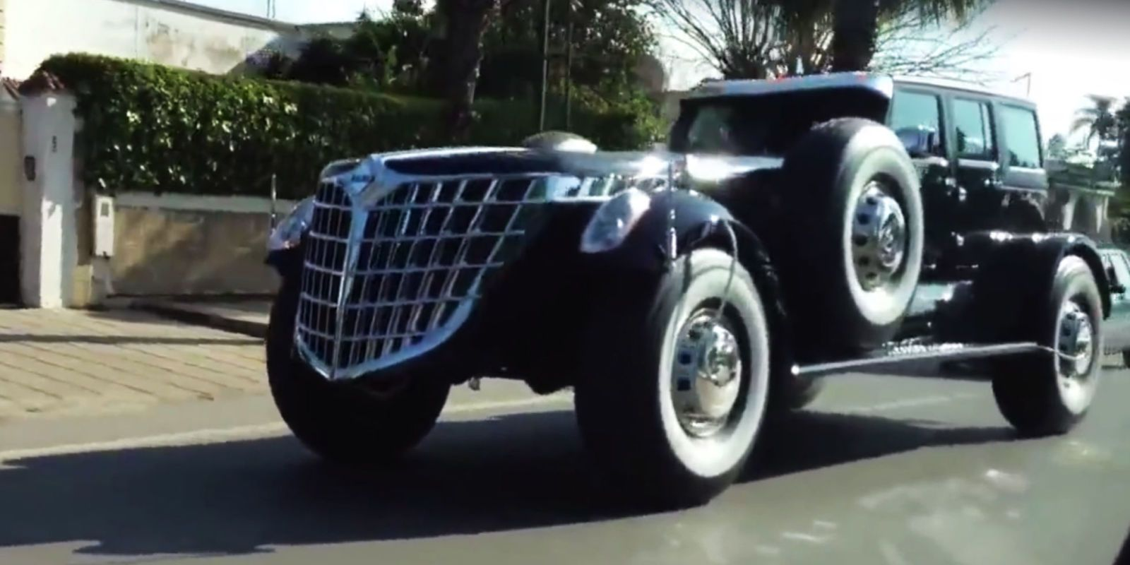 I Don't Care What You Think, I'd Drive the Hell Out of This Ridiculous Car