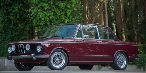 Losing Our Minds Over A $71,000 BMW 2002