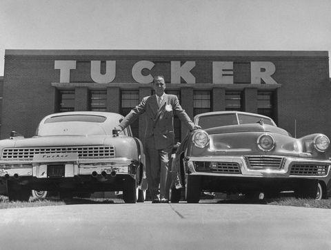 Tesla and Tucker - Similarities Between Automakers
