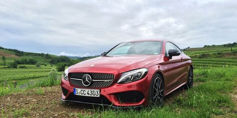 2017 Mercedes-AMG C43 First Drive - Mercedes C-Class Coupe