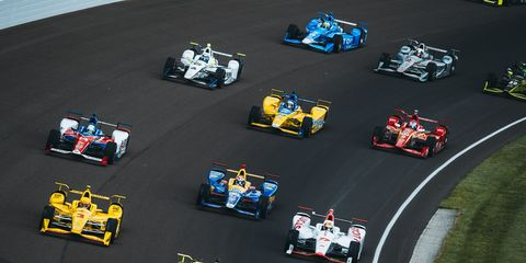 2016 Indy 500