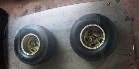 Lamborghini Miura table