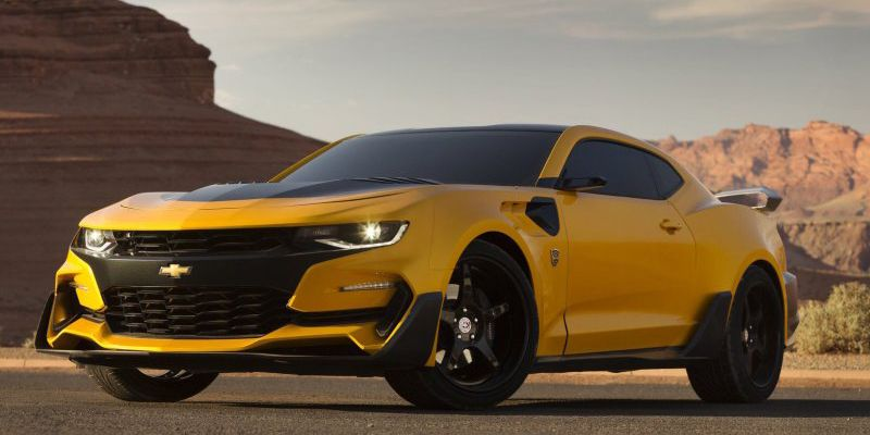 If You Love the 2016 Camaro Youll Hate the New Transformers
