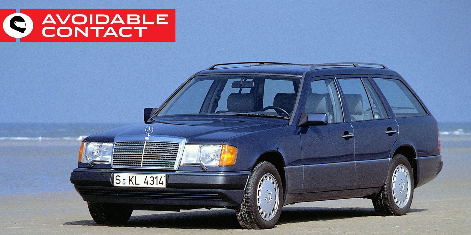 There Is A Difference Between Reliable Car And Durable 1992 Mercedes Benz 300e