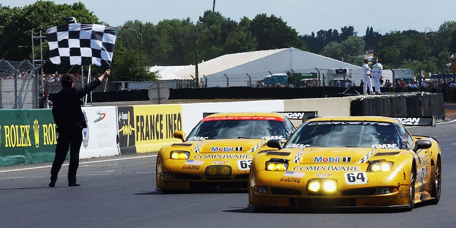 11 of the Greatest American Cars to Race at Le Mans