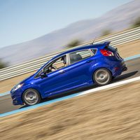 <p>Don't have the $36,000+ for the Focus RS? Then you can just go to the Fiesta ST. The starting price is just below $21,000, and it's one of the most fun cars you can buy today.</p>