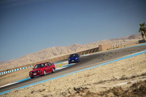 BMW M3 Fiesta ST
