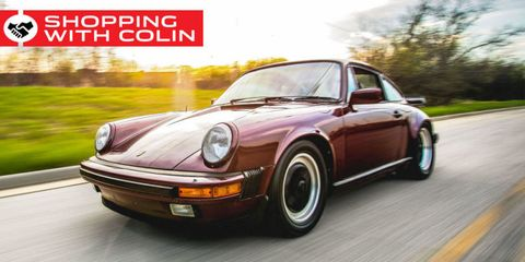There's Still One Air-Cooled Porsche 911 You Can Get for a Deal