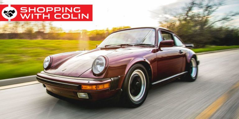 Theres still one air cooled porsche 911 you can get for a deal sciox Image collections