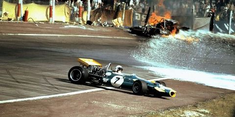 The Golden Age Of F1 Was Also Its Deadliest