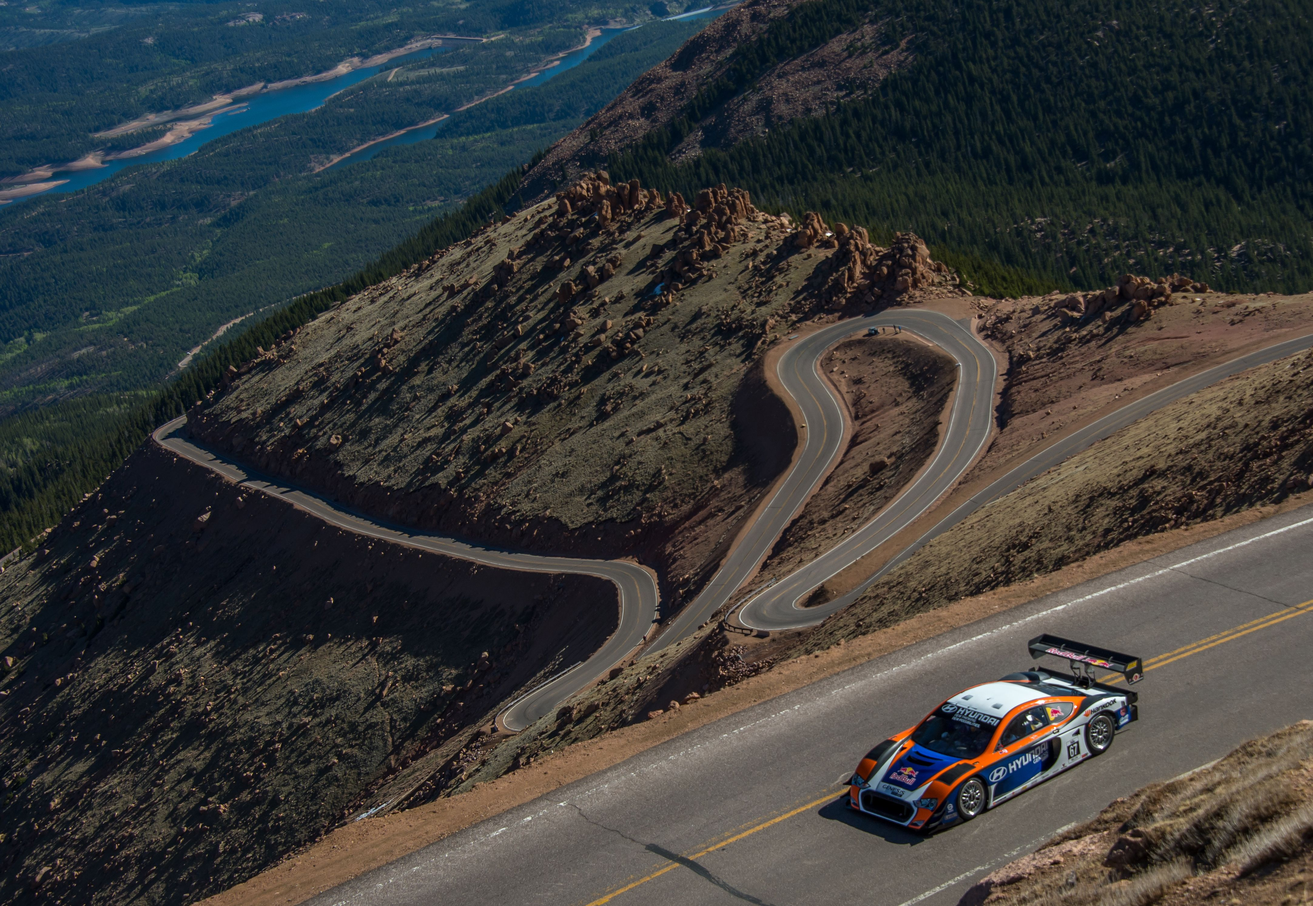 How The Toughest Hill Climb In Racing Got Even Harder