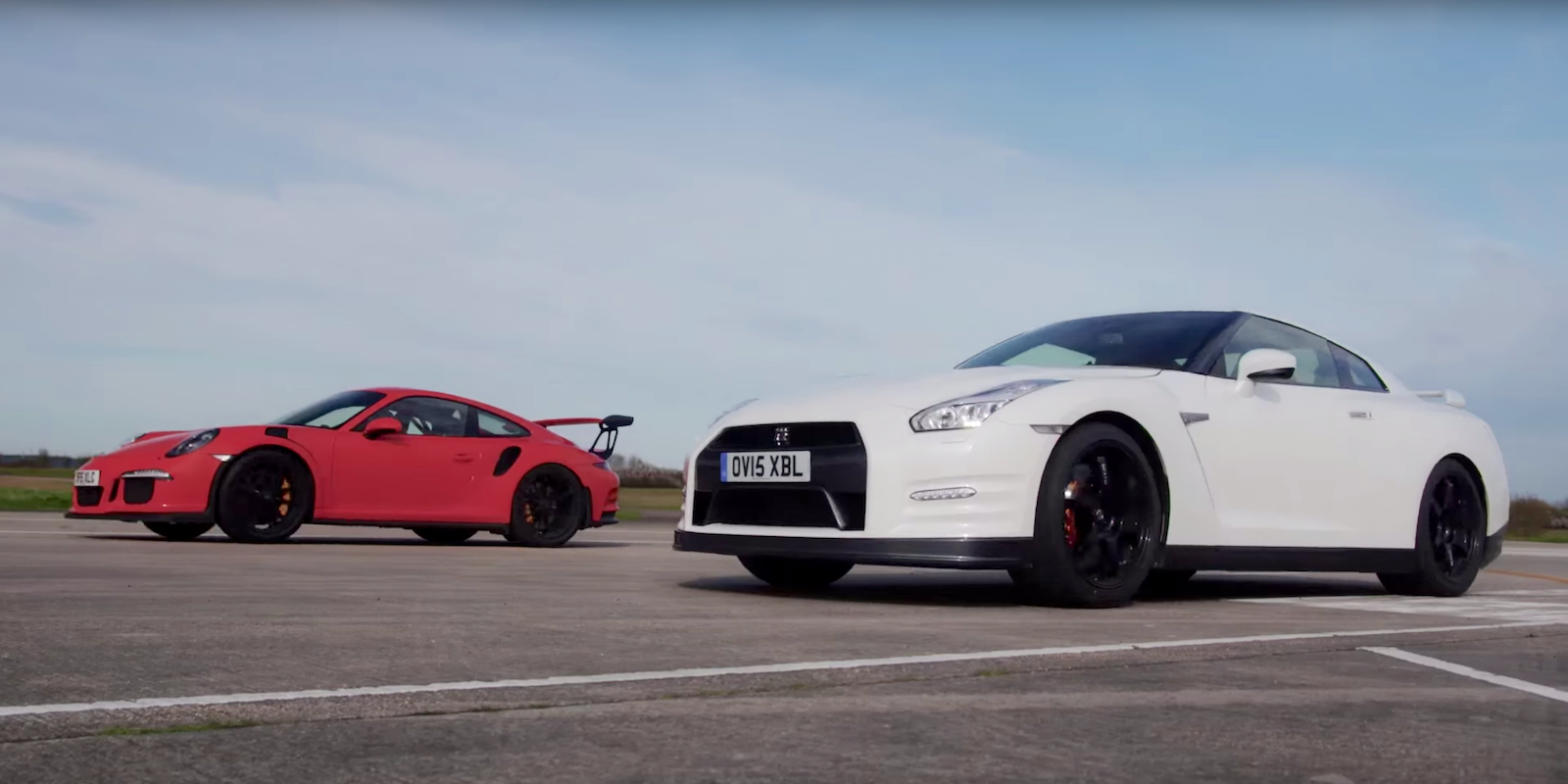 The nissan gt r is no longer the king of acceleration