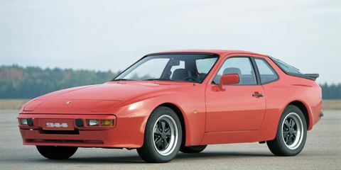 The standard 944 might actually be the better car, but adding a turbocharger definitely made the 944 faster. In fact, the 944 Turbo is fast enough that it'll run all the way up to 157 mph. Finding deals on these can be harder than some of the other cars on the list, but a smart buyer can pick one up for around $10,000.