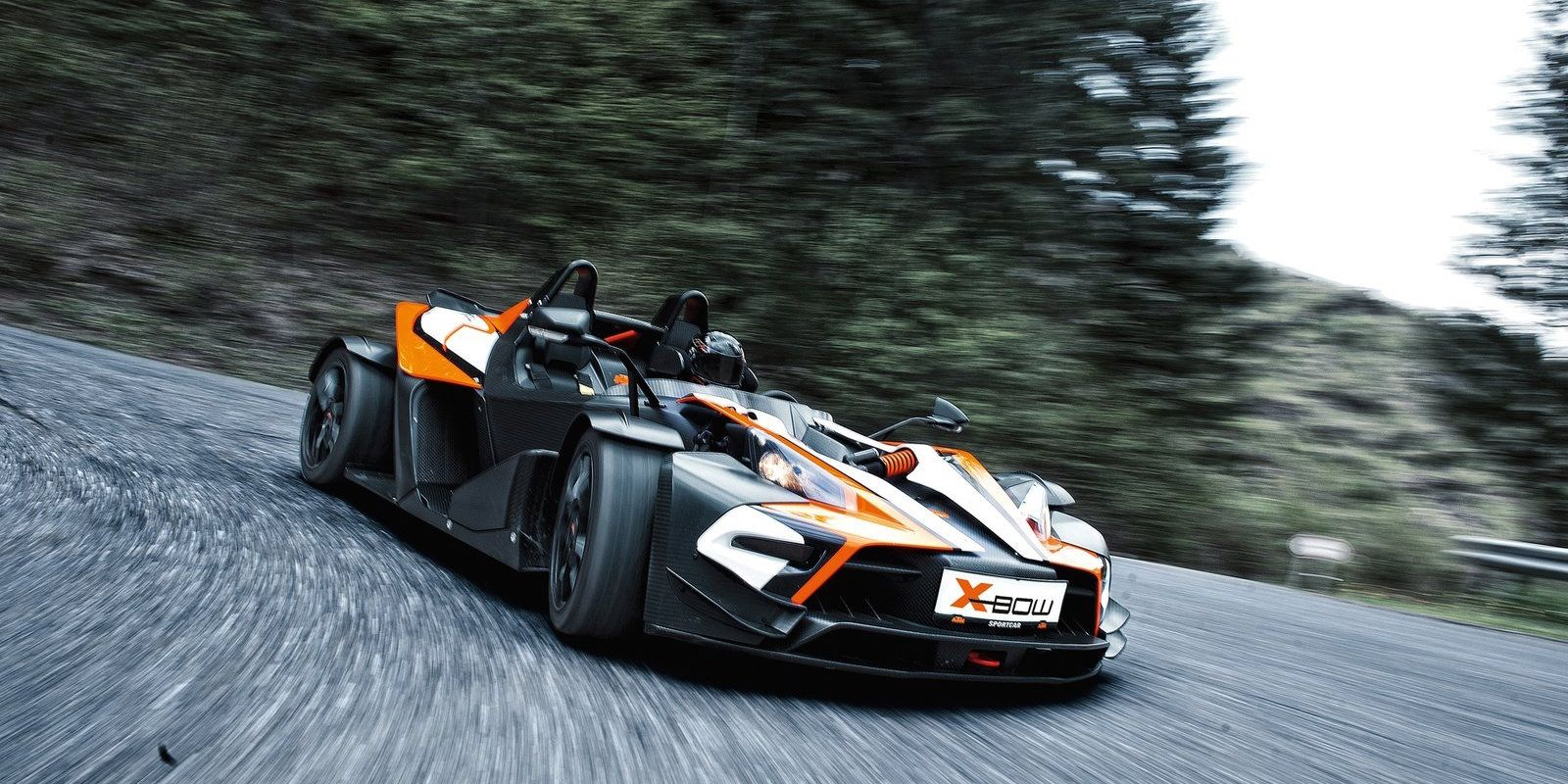 Ktm Will Bring The X Bow Track Car To The U S Next Year