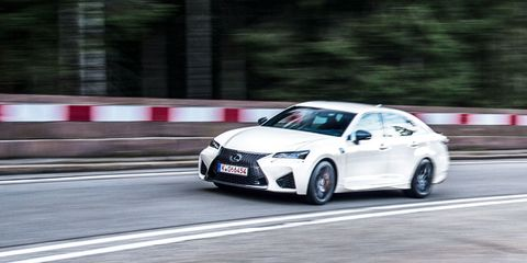 The Immense Pressure of Driving Flat-Out on the Autobahn for Three Days