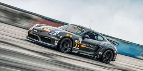 The 2016 Porsche Cayman Gt4 Clubsport Is A Race Car For The Every