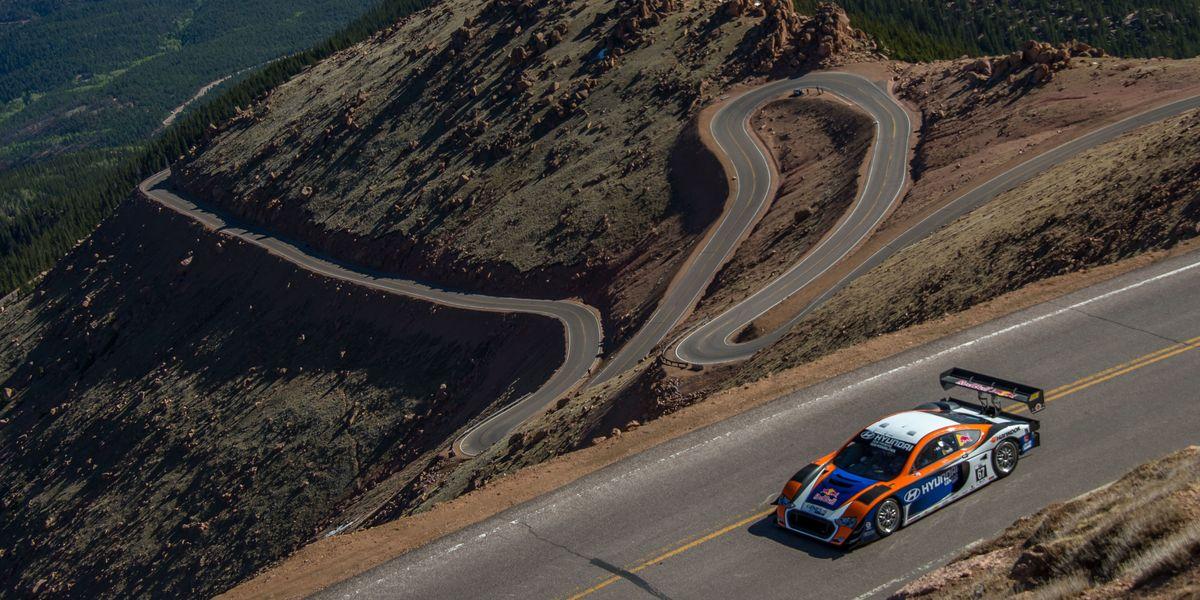 Paving Pikes Peek Made The Race More Dangerous History