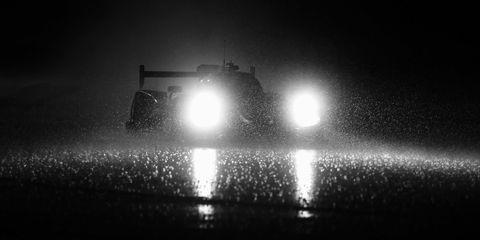 Le Mans Rain
