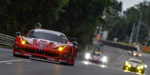 Qualifying for Le Mans May Be Irrelevant, but It Is Rewarding