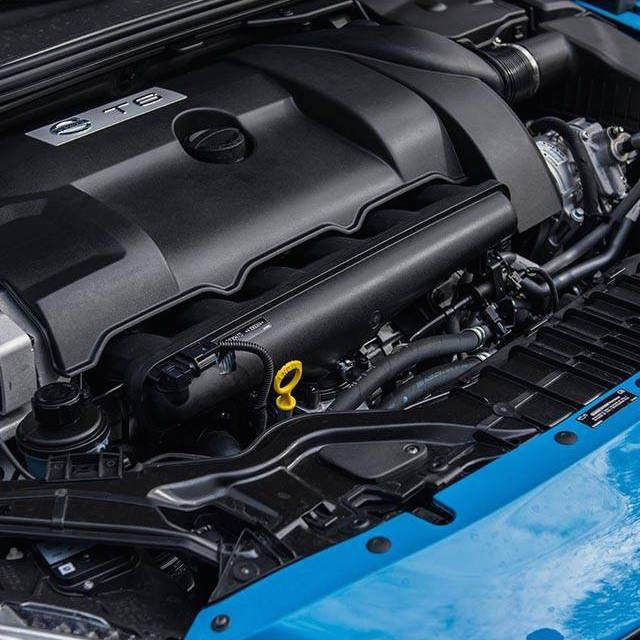 "<p>A transverse engine in a front-wheel-drive based car isn't unusual, but stuffing a long inline-six in there is. In <a href=""http://www.roadandtrack.com/new-cars/first-drives/reviews/a7765/2014-volvo-v60-polestar-first-drive-review/"" target=""_blank"">Volvo's 60-series models</a>, it extends nearly the whole length of the car. Sadly, this oddball layout will soon die as Volvo switches to exclusive use of three- and four-cylinder engines.</p>"