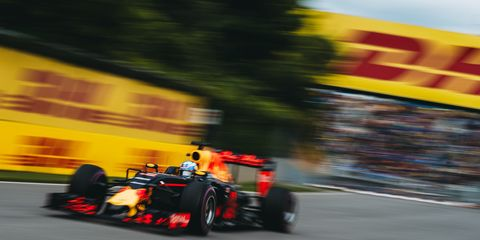 Montreal F1