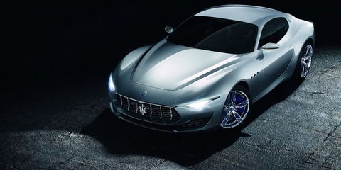 Sergio Marchionne Is Considering an All-Electric Maserati Sports Car