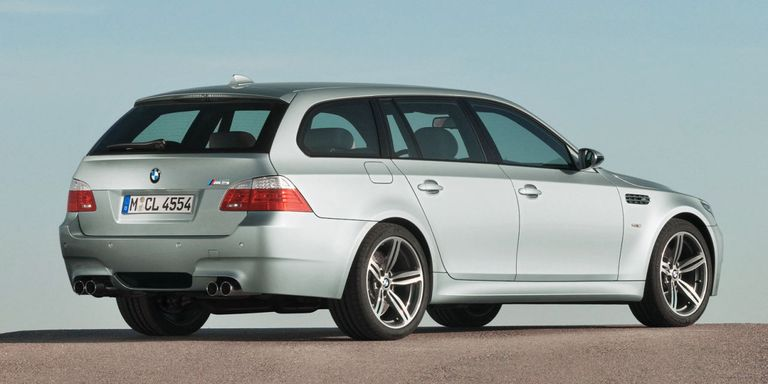 The E60 5 Series Was a Huge Risk for BMW