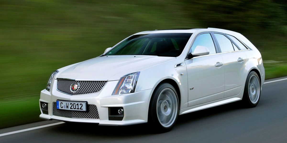 Cadillac Cts V Wagon For Sale >> The Best Wagons Ever Made - Road & Track
