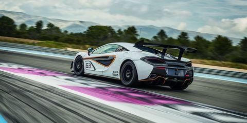 McLaren 570 Sprint