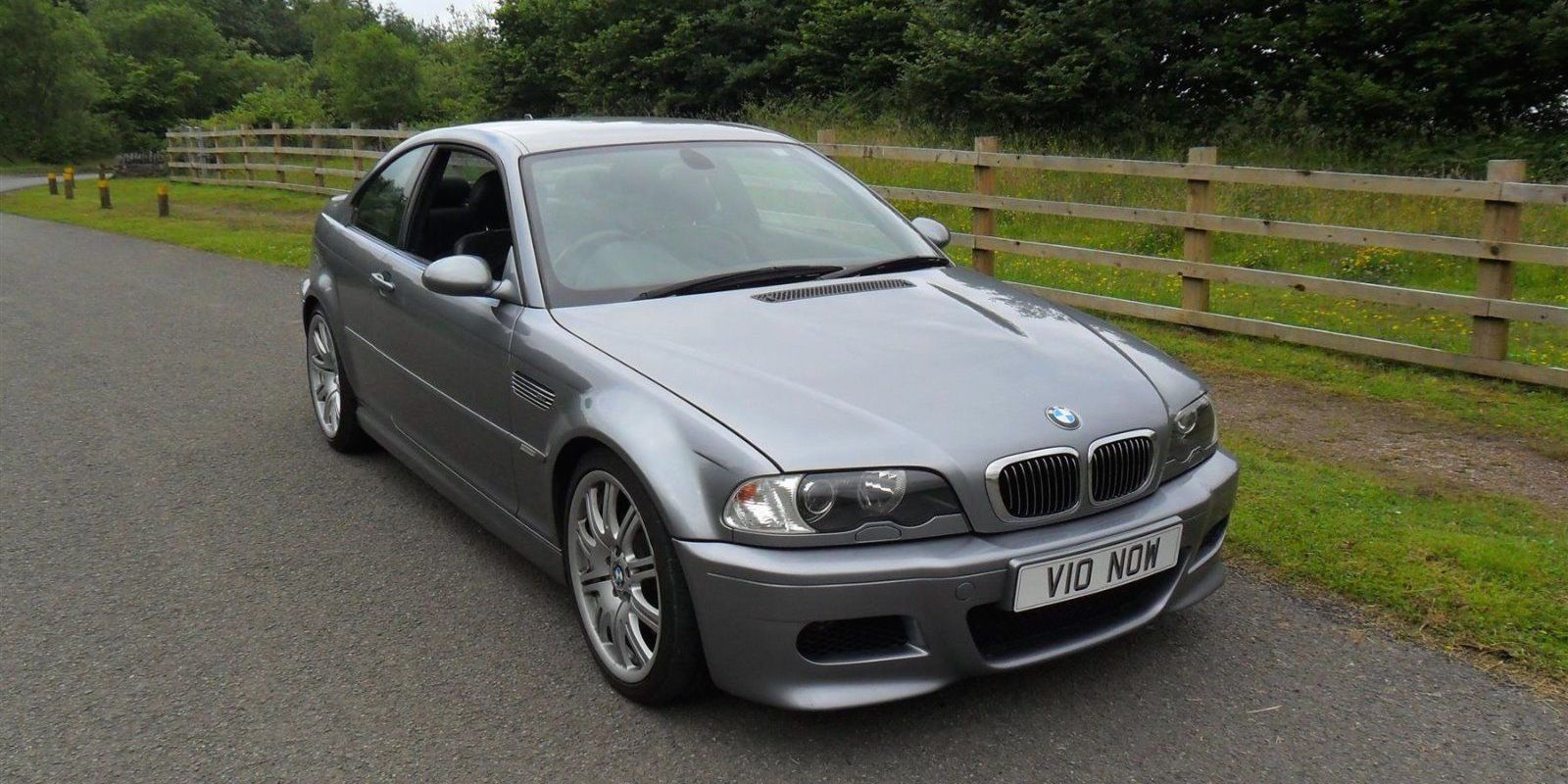 Yep Theres An E46 M3 With M5 V10 And 6 Speed Stick For Sale In Ebay Bmw 5 Series The Uk