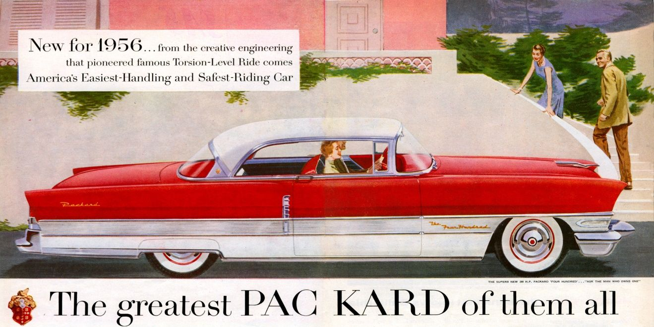 The Last Real Packard