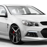 <p>Holden builds some incredible cars for Australia. Yes, the U.S. the Pontiac G8 sedan and the Chevrolet SS, but those platforms are available as utes and wagons overseas. Take, for example, the HSV ClubSport Tourer LSA. It's the 536-hp station wagon that GM refuses to sell us.</p>