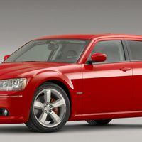 <p>If you've ever wished you could justify buying a Dodge Charger but need something more practical, don't buy the Journey. Go out and find a Dodge Magnum SRT-8. With 425 horsepower, you won't care for a second that you're driving a dad-mobile.</p>