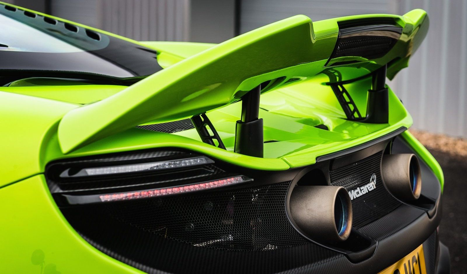 17 Road Cars With the Cool Racing Aerodynamics