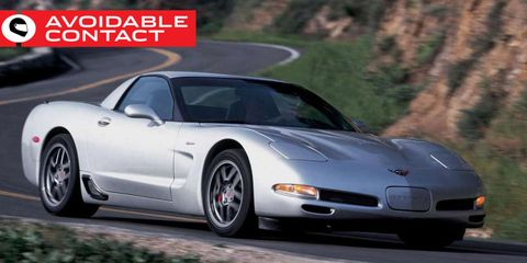 The Cheapest Trackday Hero You Can Get Is a C5 Corvette Z06