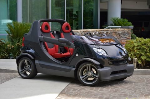 Photo of a smart crossblade for sale in the US, on bring a trailer