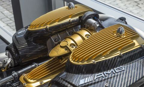 Only Two Guys at AMG Are Trained to Build Pagani Huayra Engines