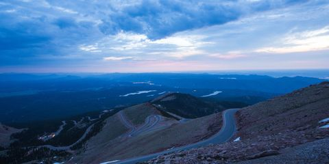 Mountainous landforms, Highland, Hill, Slope, Fell, Cumulus, Geological phenomenon, Formation, Ridge, Tundra,