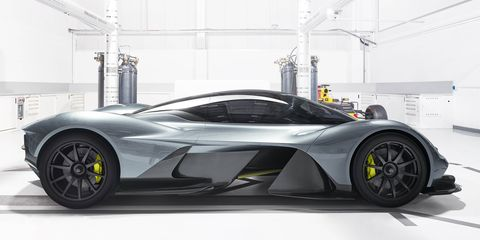 AM-RB 001 Aston Martin Red Bull