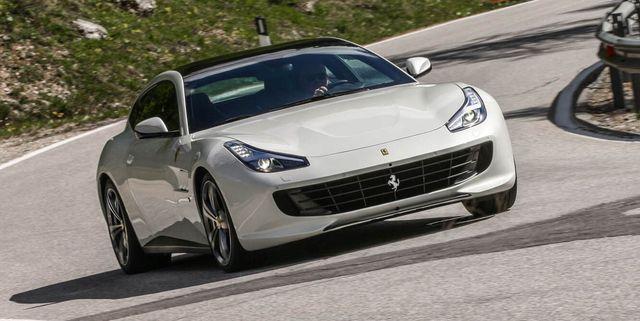Ferrari Gtc4lusso Discontinued Four Seater Awd Ferrari Dead
