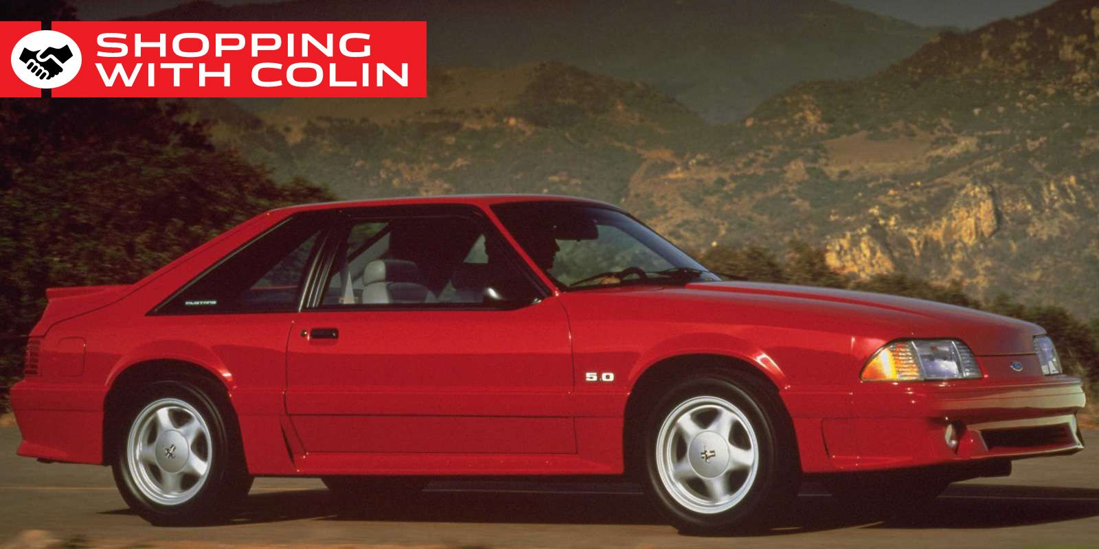 Ford Mustang Buyers Guide How To Buy Fox Body 1986 Gt 5 0 Convertible