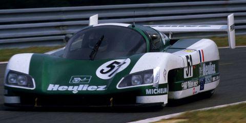 Peugeot Le Mans 1988
