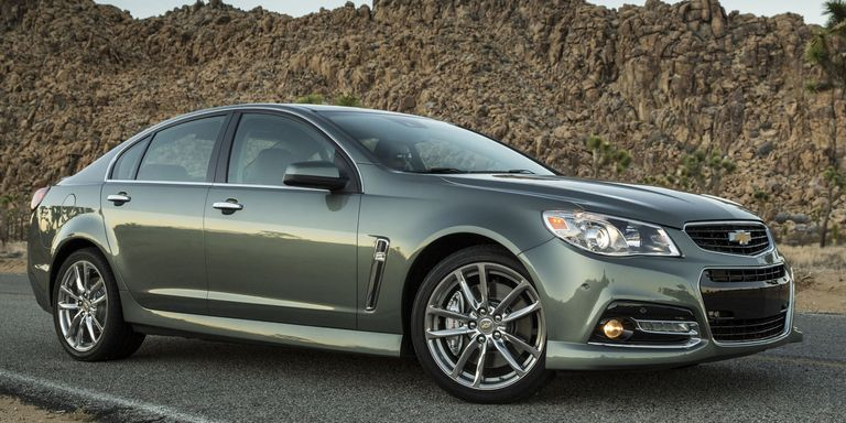 Chevy Ss Discontinued Chevrolet Ss Stops Production In 2017