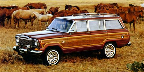 Jeep Grand Wagoneer >> New Jeep Wagoneer Jeep Grand Wagoneer Price