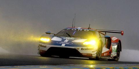 Ford GT Le Mans Harry Tincknell