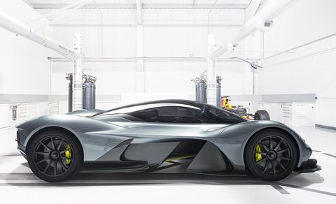 Aston Martin's F1-Inspired Hypercar Is Already Back-Ordered to Hell